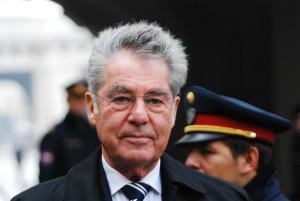 Unser Bundespräsident Dr. Heinz Fischer (© CC BY 3.0/GuentherZ)